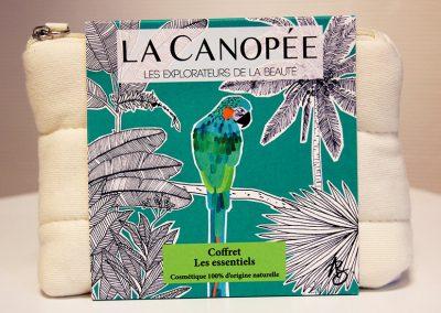 Coffret cadeau La Canopée